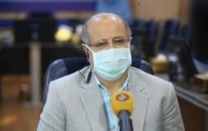 شکل گیری مجدد وضعیت کرونایی اسفند در تهران