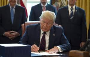 ترامپ: برجام «احمقانهترین» توافق بود
