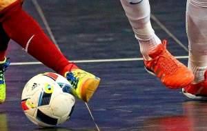 مربی تیم ملی فوتسال استعفا کرد