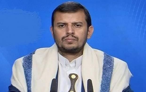 عبدالملک الحوثی: دست آمریکا را از یمن قطع کردیم