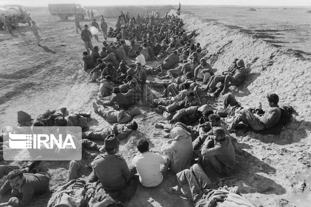 تصاویری از عملیات خیبر