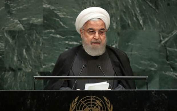 سخنرانی ویدئویی رئیسجمهور در سازمان ملل