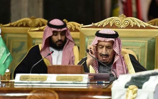 شاه سعودی: ایران تاسیسات نفتی ما را هدف قرار داد!