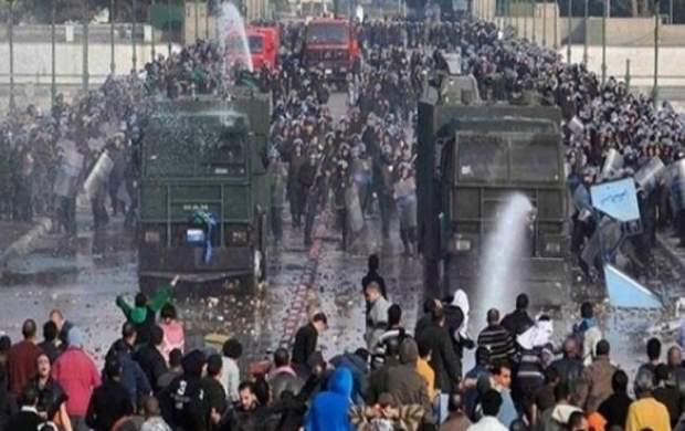 «روز خشم» در مصر ۳ کشته برجای گذاشت