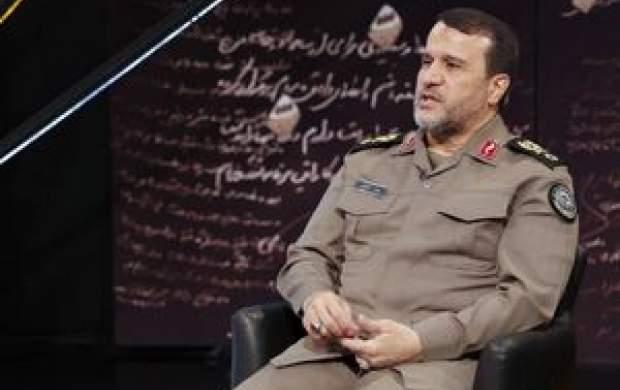 ابتکار «حاج قاسم» برای نمایشگاه «پایان داعش»