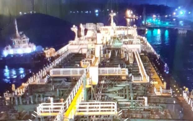 محموله جدید بنزین ایران وارد ونزوئلا شد