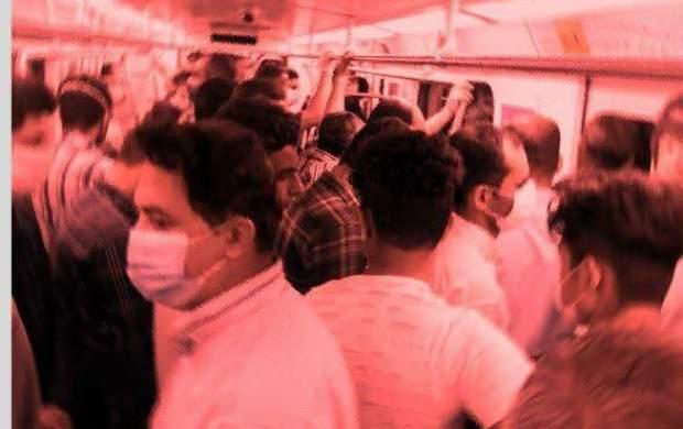 مدیرعامل مترو: کاری از دستمان برنمیآید