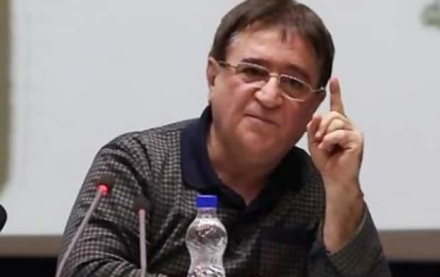 فیلم/ اظهارات جنجالی انوشه در شبکه سه
