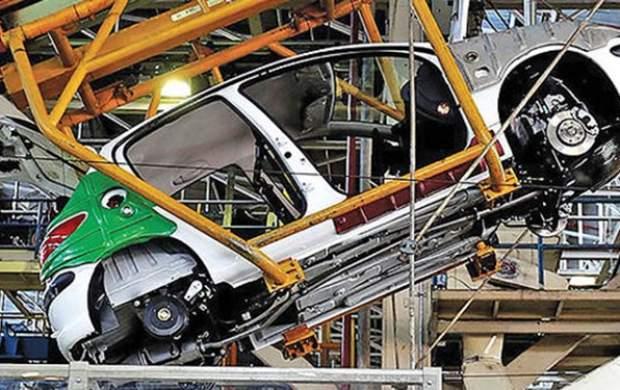 رشد۲۳درصدی تولید خودرو در نیمه اول سال+جدول