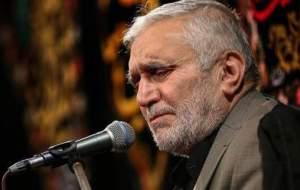 ۵ روز عزاداری حاج منصور به مناسبت اربعین