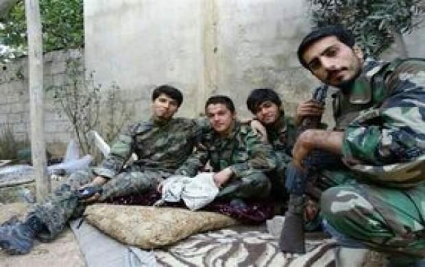 بورسیه در روسیه را رهاکرد و به سوریه رفت! +عکس