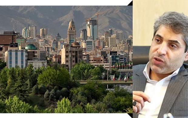قیمت خانه در تهران بدون محاسبه منطقه یک چند؟