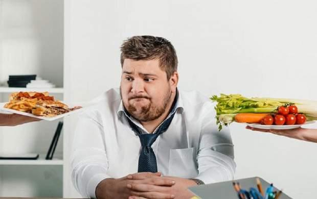 چه عادات غذایی منجر به چاقی میشوند؟