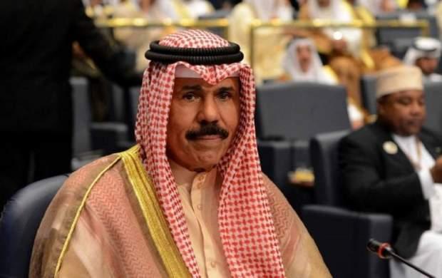 اعلام حمایت امیر جدید کویت از فلسطین