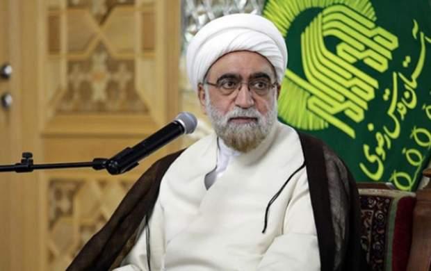 آستان قدس تعللی برای رفع مشکلات مردم ندارد