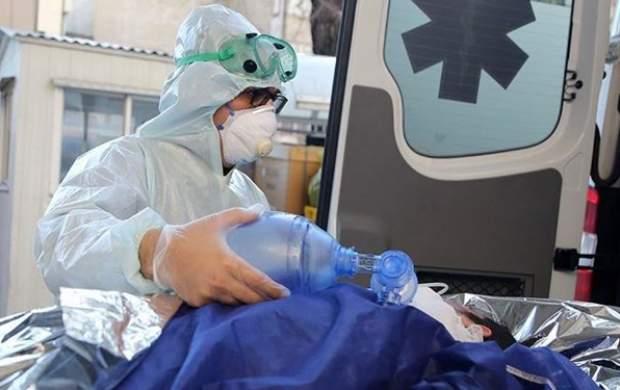 ویروس کرونا جان ۲۸۴ نفر دیگر را در کشور گرفت/ وخامت حال ۵ هزار و ۷۹۶ نفر از بیماران