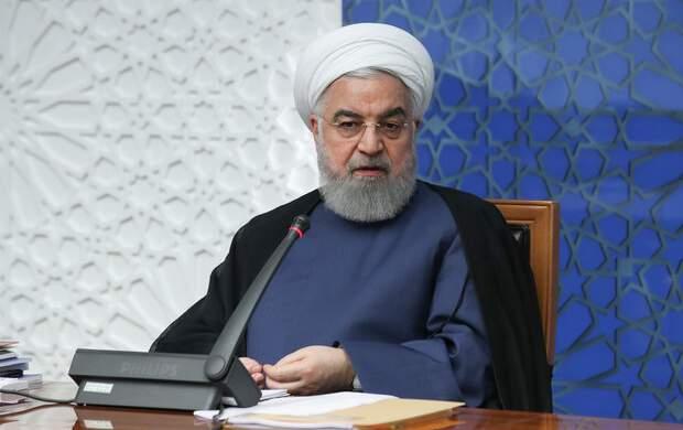 روحانی: تلاش ما ارتقاء صادرات غیرنفتی است