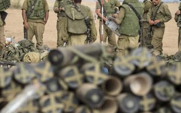 بزنبزن در پایگاه نظامیان صهیونیست
