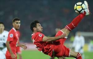 گل شجاع زیباترین گل لیگ قهرمانان در غرب شد
