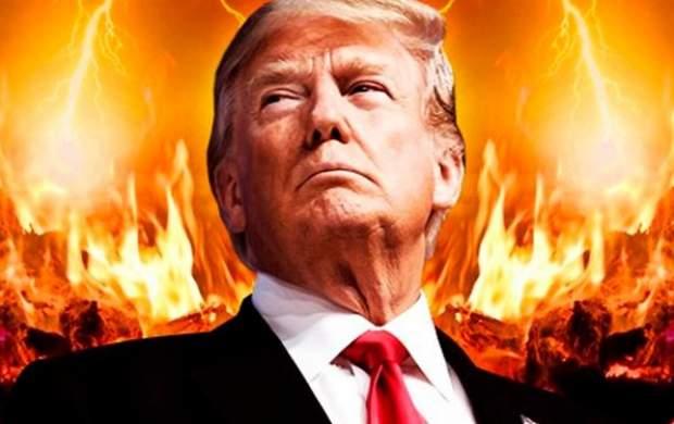 ترامپ: به من رای بدهید تا به جهنم نروید!