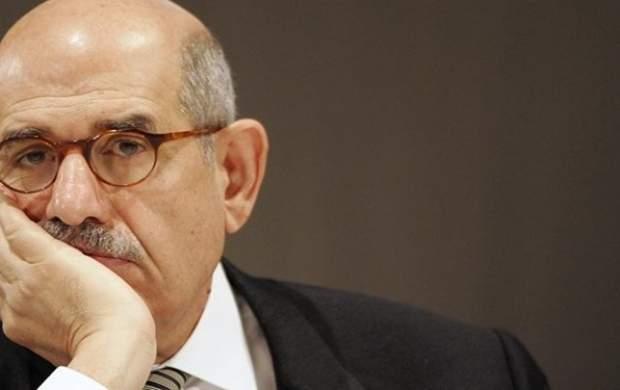 البرادعی: فشار آمریکا علیه ایران کارساز نیست