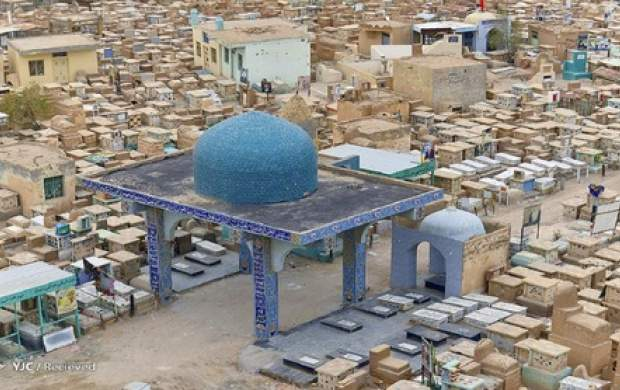 طرح تروریستی حمله به مزار شهید ابومهدی