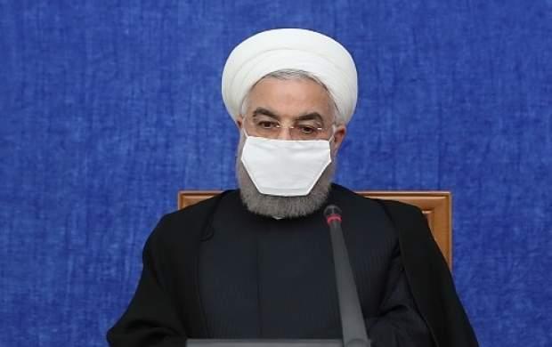 روحانی: عرضه سهامهای دولتی ادامه خواهد یافت