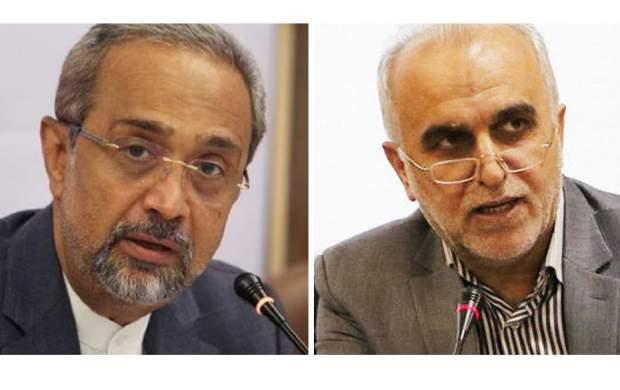 اعتراض وزیر اقتصاد به دخالتهای نهاوندیان