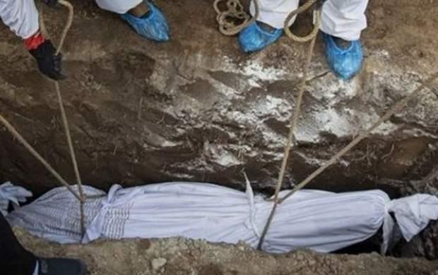 دفن ۳۹۰ تهرانی طی روز گذشته در بهشت زهرا
