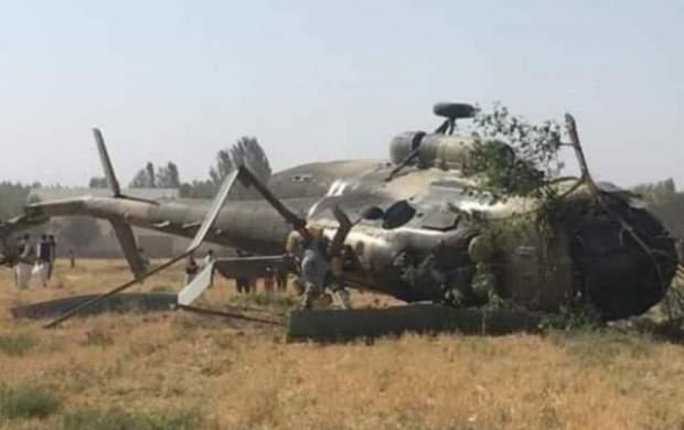 برخورد ۲ بالگرد افغانستانی/ ۱۵ نظامی کشته شدند