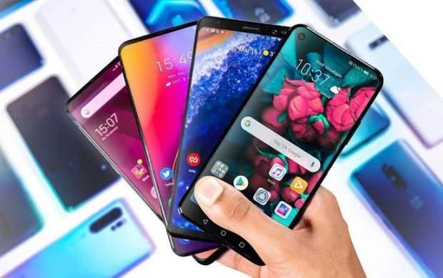 قیمت انواع گوشی موبایل +جدول