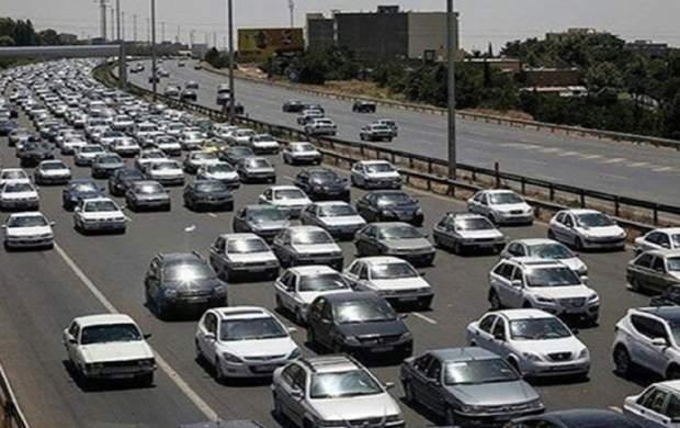 تردد بین تهران و کرج ممنوع نیست