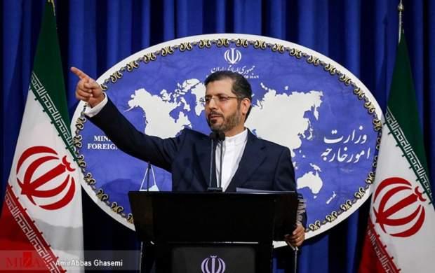خطیبزاده: گلوله پراکنی تکرار شود، ایران بیتفاوت نخواهد بود