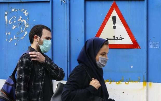 تهران در محاصره ذرات معلق و کرونا
