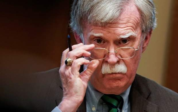 بولتون: راهبرد ما در قبال ایران نتایج مثبتی به همراه نداشته