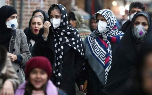 موج آلودگی کرونا در تهران خیلی بالاست
