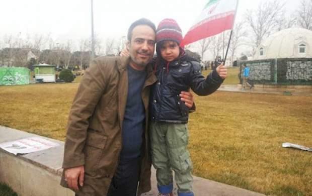 وصیت نامه دلسوزانه پدر پسری یک شهید مدافع حرم