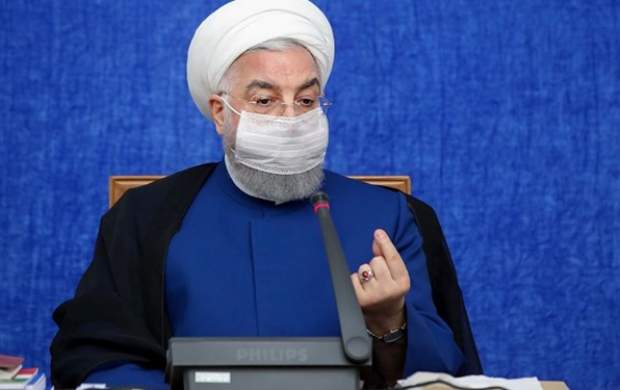 روحانی: حفظ سلامت مردم اولویت دولت است