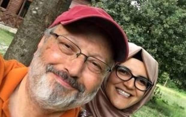 نامزد خاشقچی از بن سلمان شکایت کرد