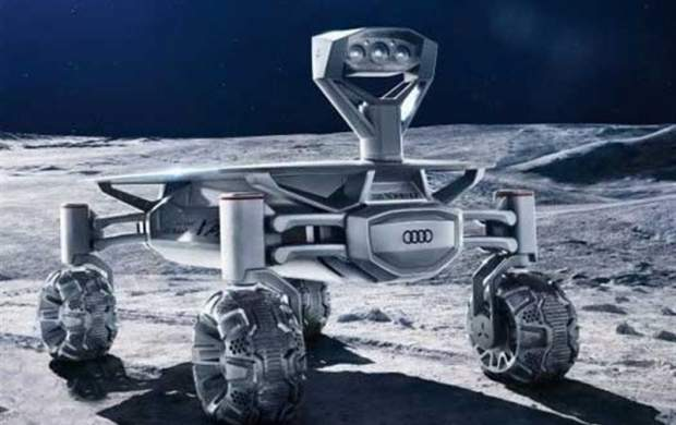 اولین شبکه تلفن همراه در ماه ایجاد میشود