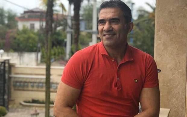 فیلم/ آمادگی بدنی عابدزاده در ۵۴ سالگی