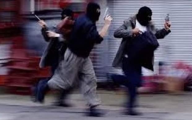 سرقت مسلحانه از طلافروشی در تبریز