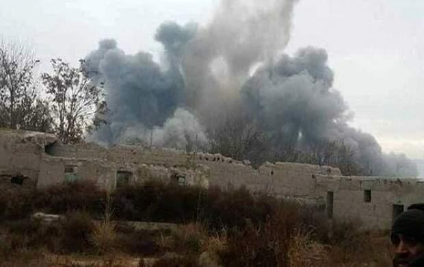 حمله هوایی به یک مسجد در تخار افغانستان