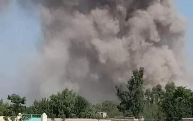 حمله خمپارهای به فاریاب با ۴ کشته و ۱۴ زخمی
