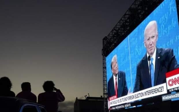 بایدن برنده مناظره نهایی در مقابل ترامپ