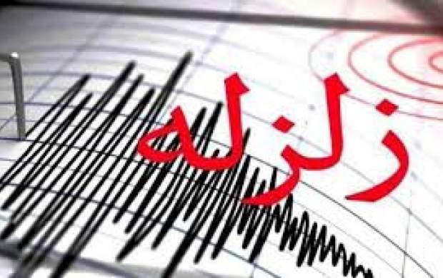 زلزله ۵.۴ ریشتری آوج در غرب تهران حس شد +جزئیات