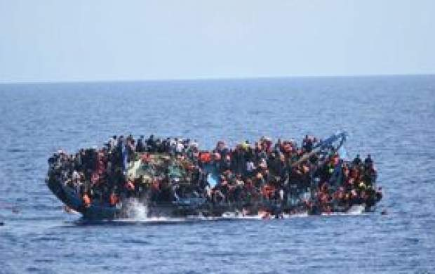 ۱۱ مهاجر نزدیک سواحل لیبی غرق شدند