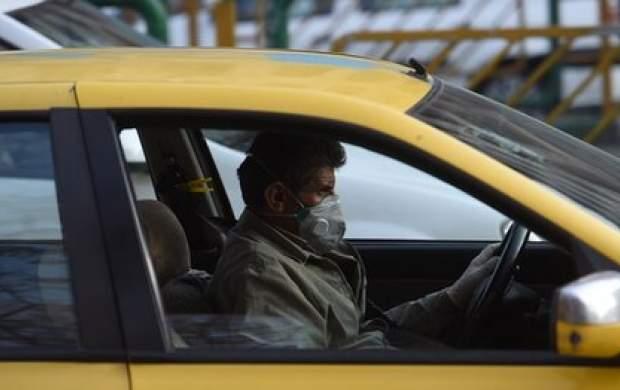 کرونا جان چند راننده تاکسی در تهران را گرفت؟