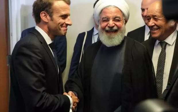 فرانسه، یک فریب بزرگ در دیپلماسی روحانی/ چرا رئیس جمهور در مقابل هتاکی ماکرون موضعگیری نمیکند؟