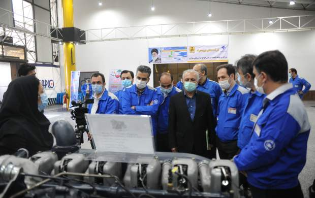 شعار جهش تولید در ایران خودرو عینیت یافته است